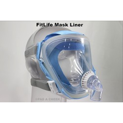 Mask Liner for FitLife Total Face Mask by Pad a Cheek